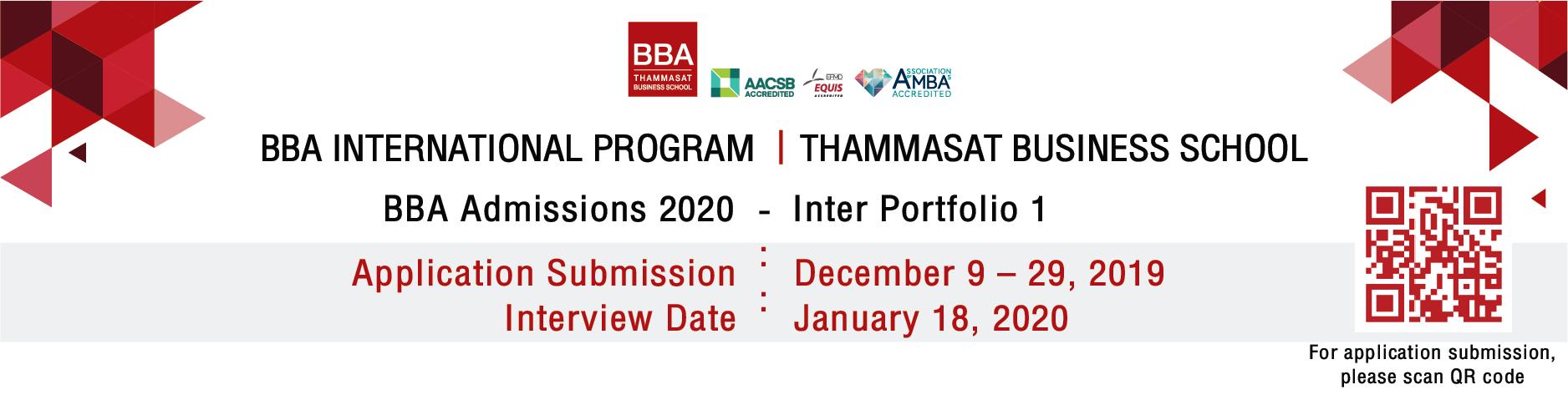 Scac Code List 2020.Bba International Program Thammasat Business School